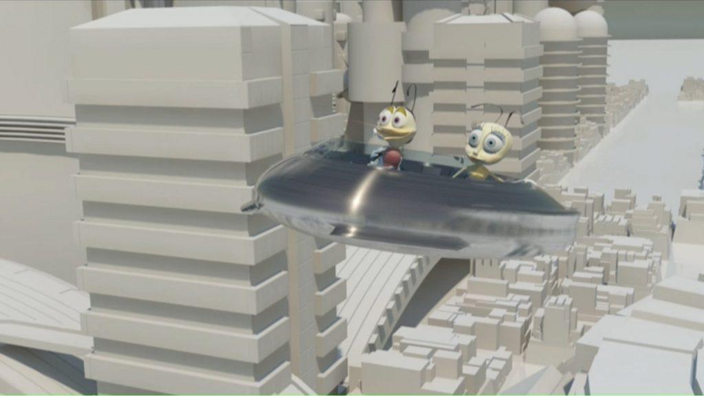 Animation Galerie - Characteranimation 24